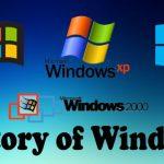 История Microsoft Windows