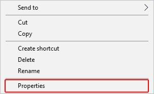 изменить значок папки в Windows