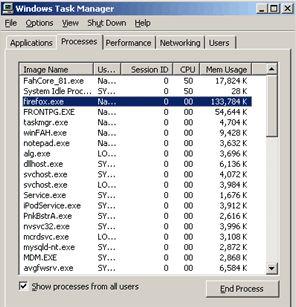 Удаление TSR в Windows 2000 в Windows 7