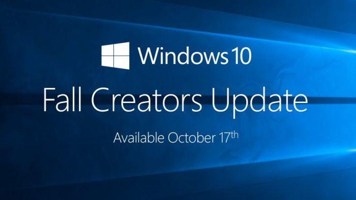 Windows 10 Fall Creators Update - Что такое обновление Windows 10 Fall