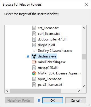 ярлык с помощью мастера Microsoft