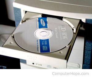 Компьютер CD-ROM