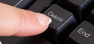 delete 300x140 - Невозможно удалить файл: используется другим человеком или программой