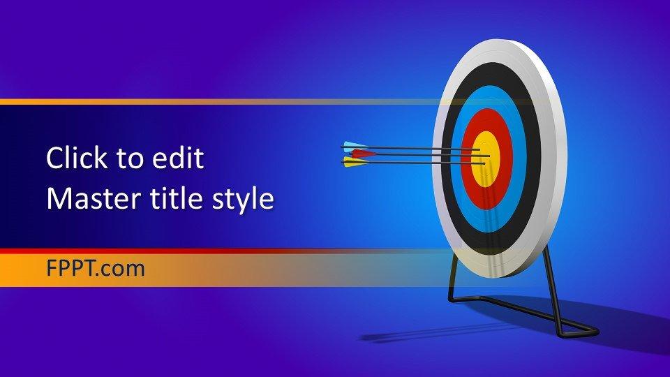 Шаблоны слайдов PowerPoint - Цель