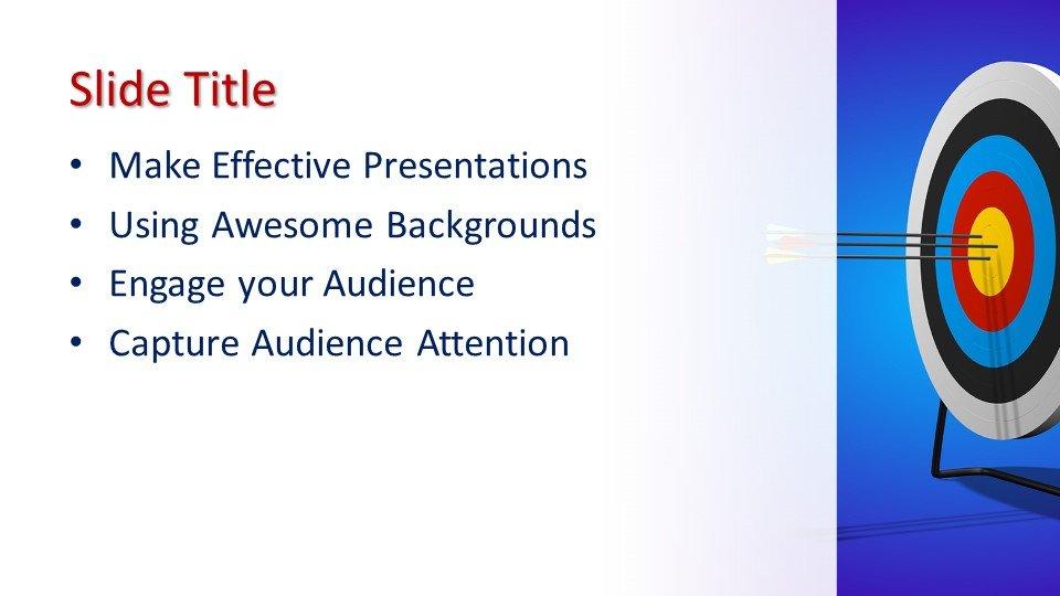 PowerPoint - Цель