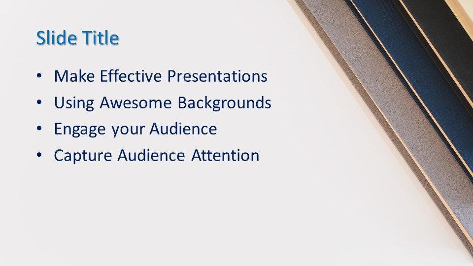 PowerPoint Knigi3 - Шаблон PowerPoint - Книги