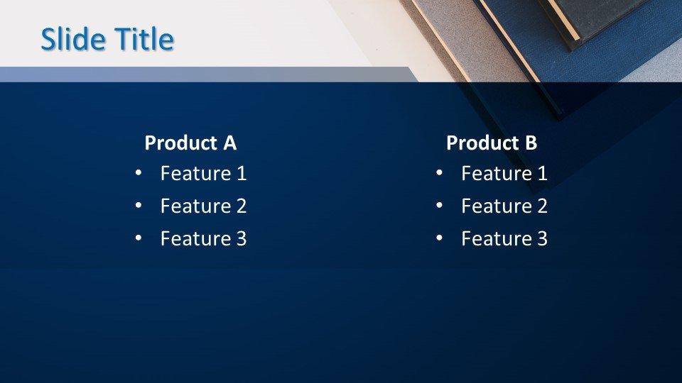 PowerPoint Knigi4 - Шаблон PowerPoint - Книги