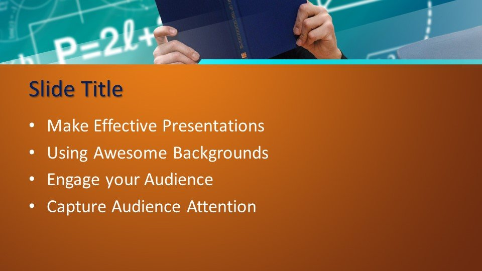 Шаблоны слайдов PowerPoint - Школа